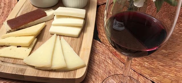 cheesse wine